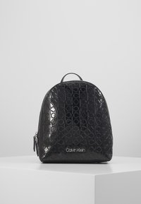 Calvin Klein - MUST BACKPACK - Rucksack - black - 0