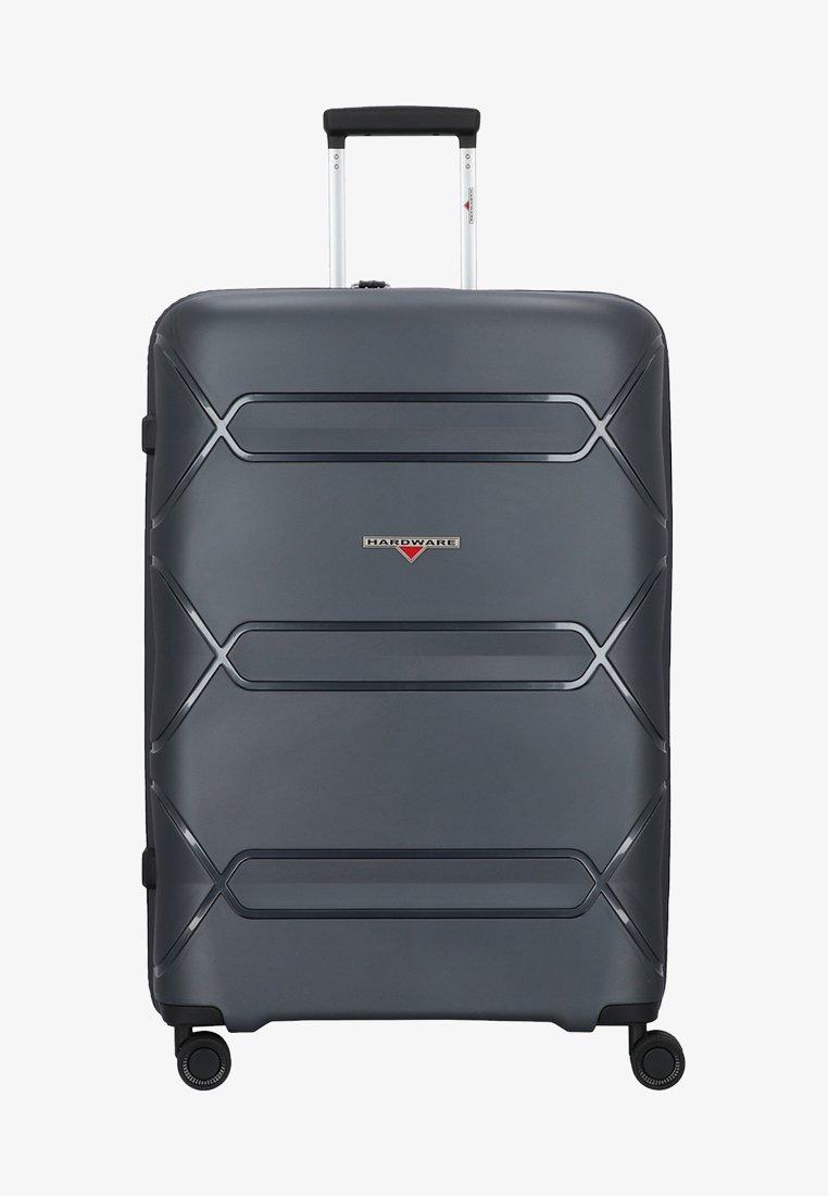 Hardware - TOKYO - Wheeled suitcase - dark grey