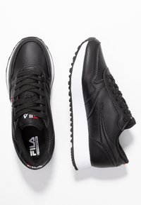 Fila - ORBIT ZEPPA - Trainers - black - 3