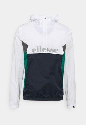 BRANDO JACKET - Training jacket - white