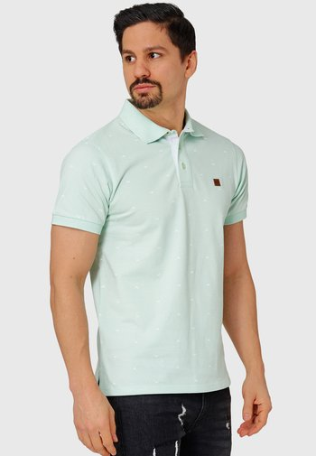 AYERS - Polo shirt - quiet wave