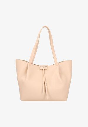 Handtasche - camel beige