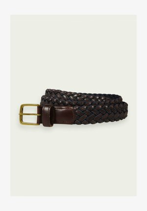 Braided belt - combo a