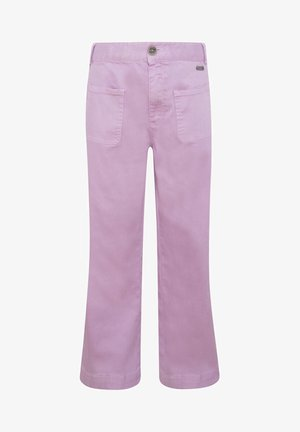 Bootcut jeans - malva