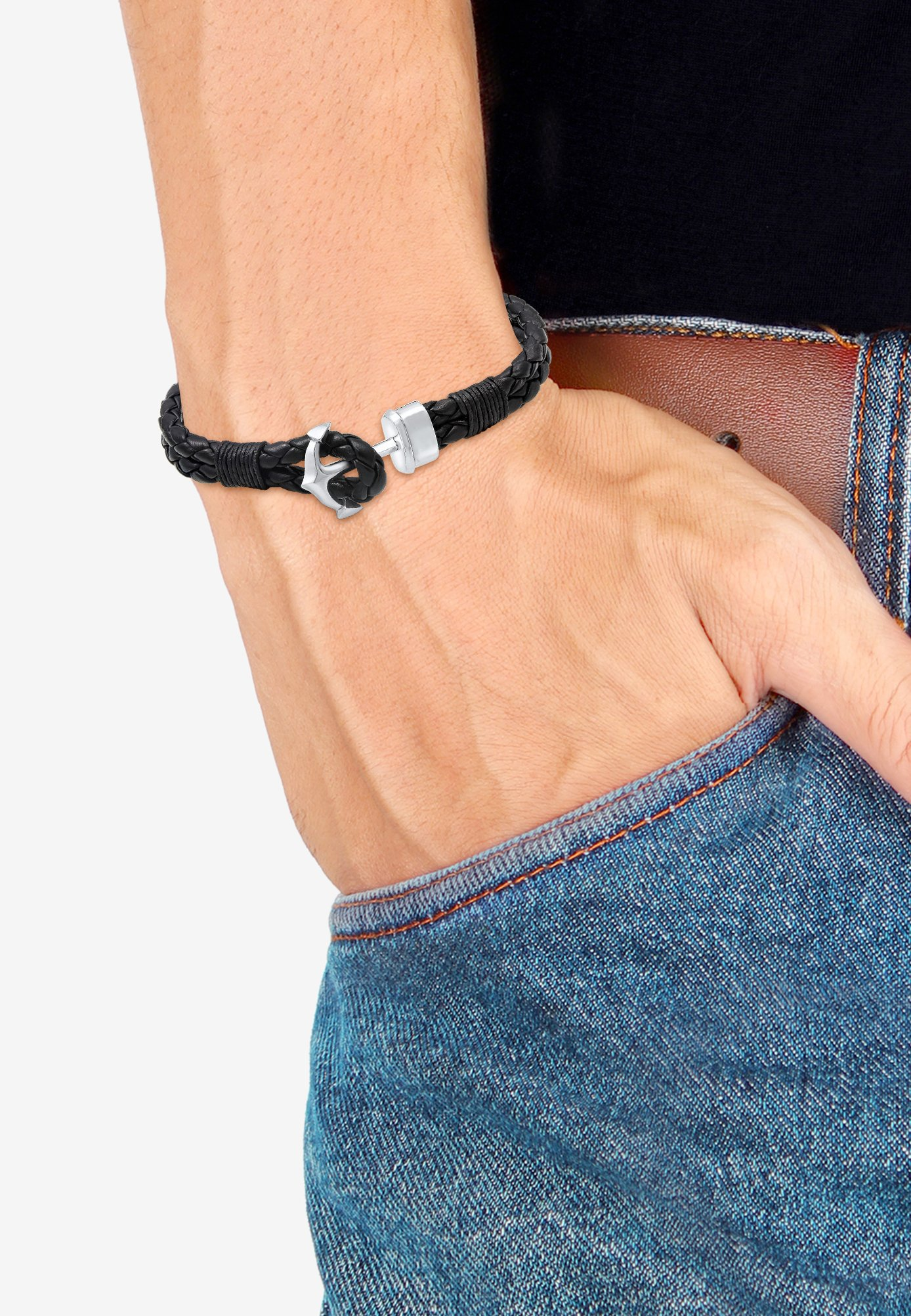 Homme ANCHOR CHUNKY - Bracelet