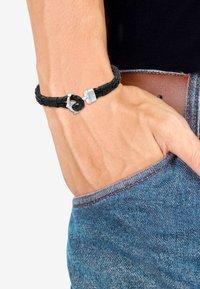 KUZZOI - ANKER - Bracelet - black - 0
