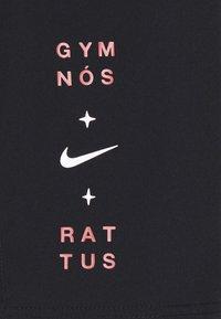 Nike Performance - SHORT STORY PACK - Korte sportsbukser - black - 6