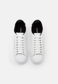 Emporio Armani - Trainers - white/black - 3