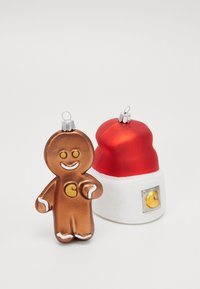 Carhartt WIP - CHRISTMAS ORNAMENTS 4 PACK - Jiné - multicolor - 2