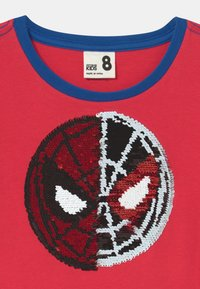 Cotton On - MARVEL SPIDERMAN SHORT SLEEVE LICENSE - Print T-shirt - lucky red - 2