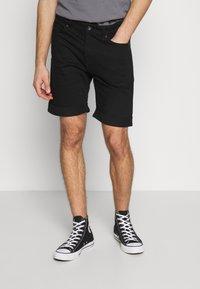 Tiger of Sweden Jeans - ASH - Denim shorts - black - 0