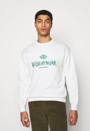 ARTWORK CREW - Sweatshirt - offwhite