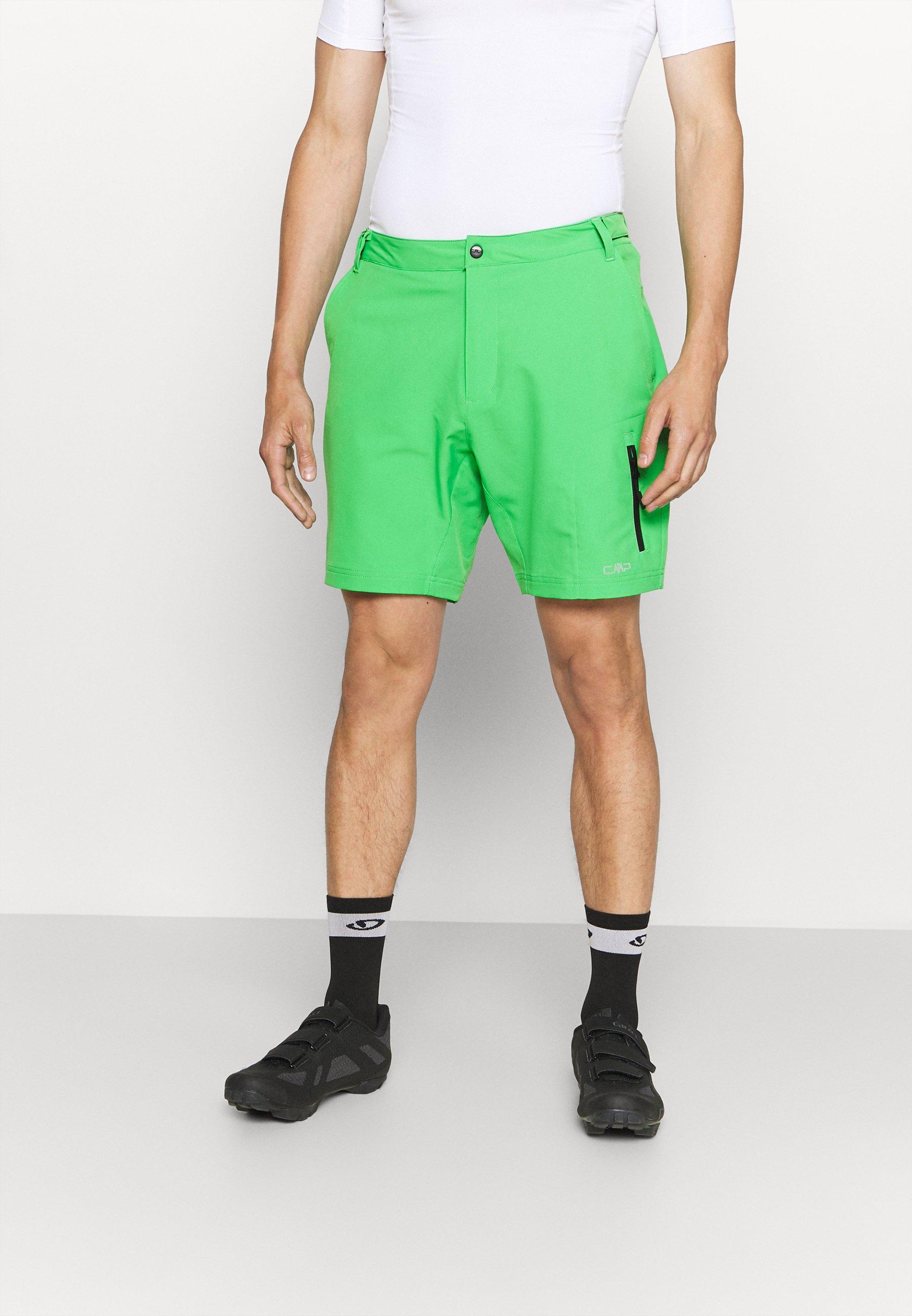 Men MAN FREE BIKE BERMUDA WITH INNER UNDERWEAR - Sports shorts