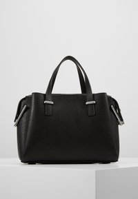 Tommy Hilfiger - CORE SATCHEL - Håndtasker - black - 2