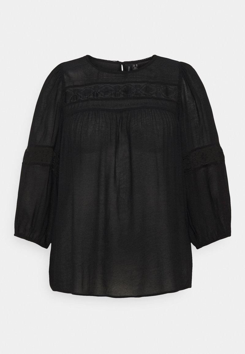 Vero Moda Curve - VMFELI - Blouse - black