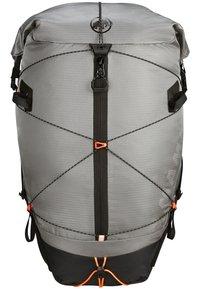 Mammut - DUCAN SPINE - Hiking rucksack - granit-black - 0