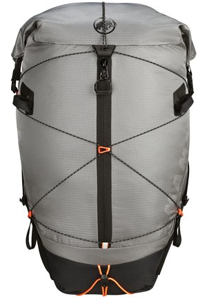DUCAN SPINE - Hiking rucksack - granit-black