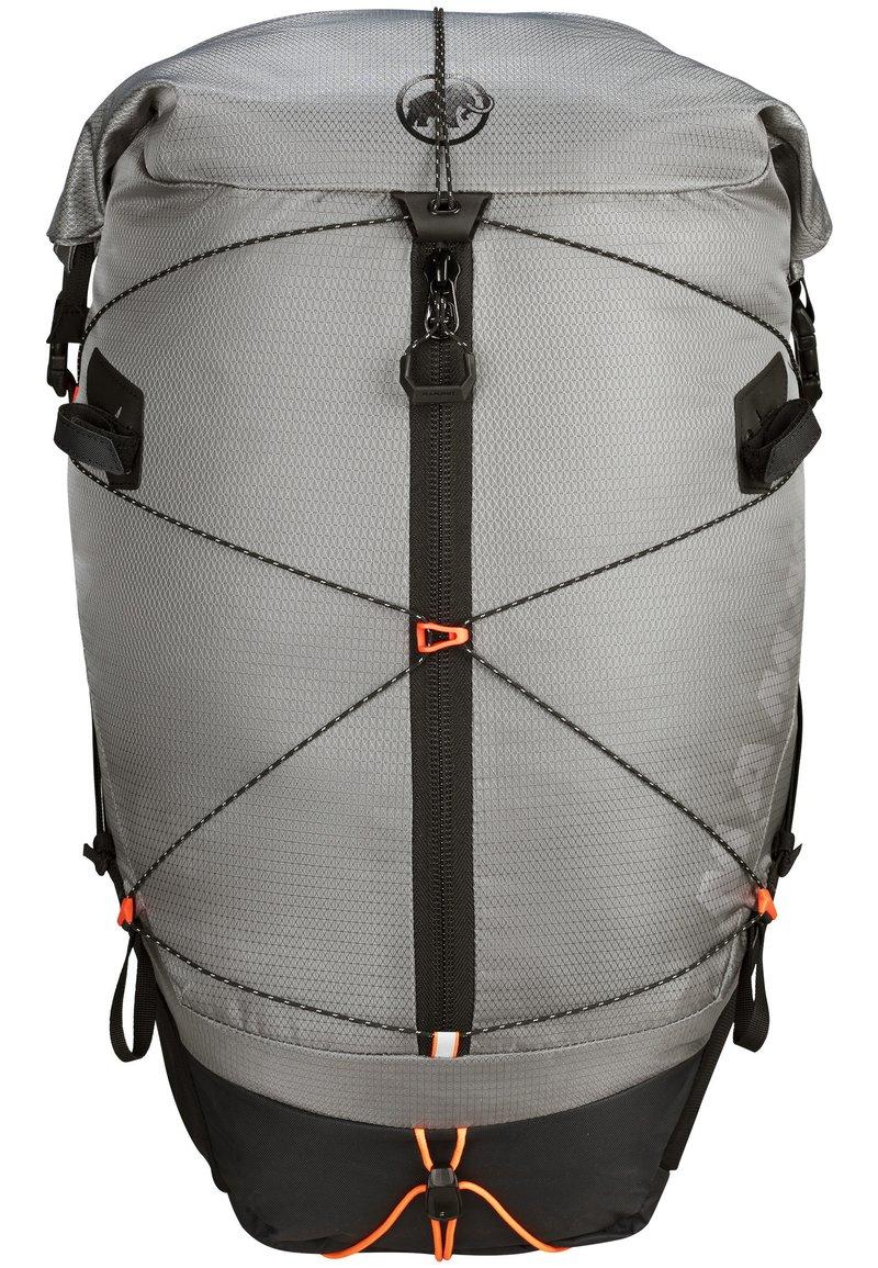 Mammut - DUCAN SPINE - Hiking rucksack - granit-black