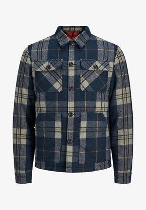 Korte jassen - navy blazer