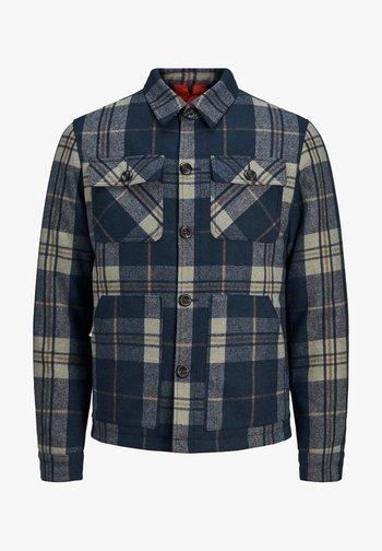 Summer jacket - navy blazer