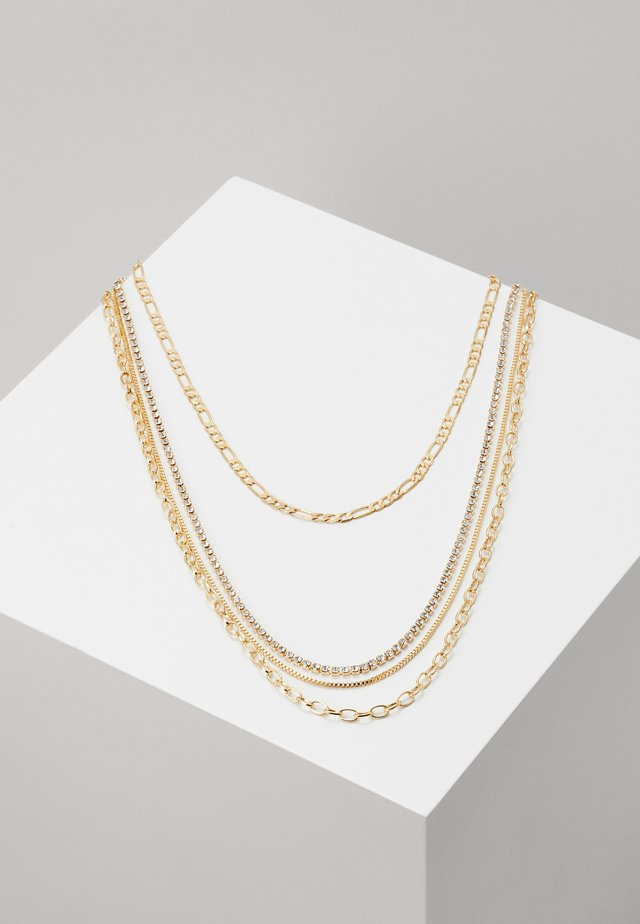 LAYERING NECKLACE VALERIA - Collana - gold-coloured