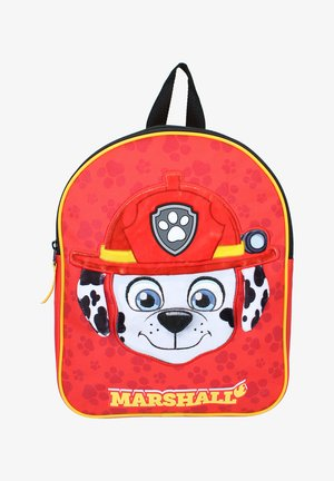 FURRY FRIENDS - Backpack - rot