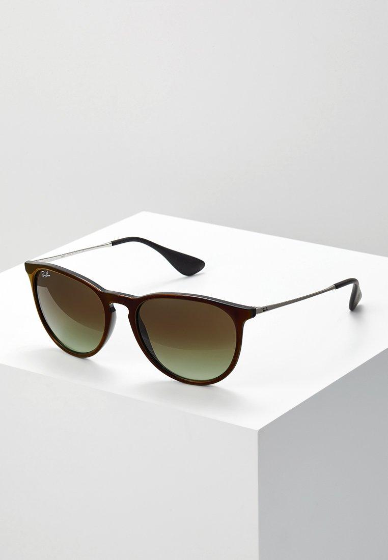 Ray-Ban - 0RB4171 ERIKA - Sluneční brýle - green/gradient brown