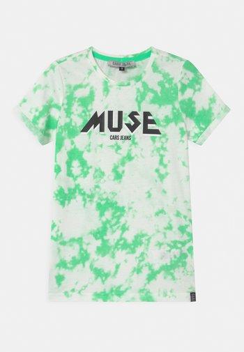 TAMANI  - Print T-shirt - lime
