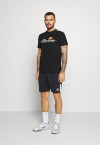 Ellesse - CELLA  - T-shirts print - black - 1