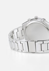 Topman - CHUNKY LINK WATCH - Watch - silver-coloured - 1