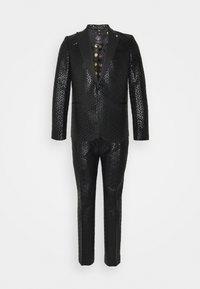 Twisted Tailor - CHAKA SUIT PLUS - Suit - black - 0