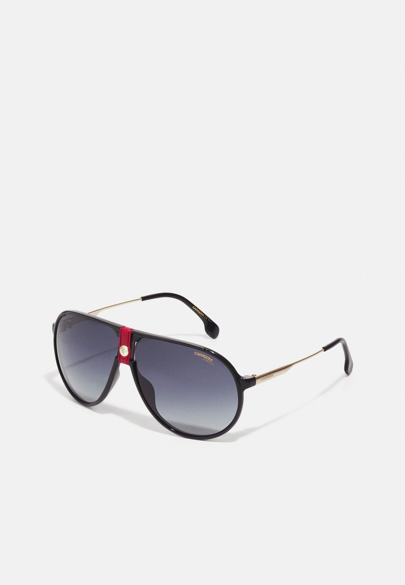 Carrera - UNISEX - Sunglasses - gold/red