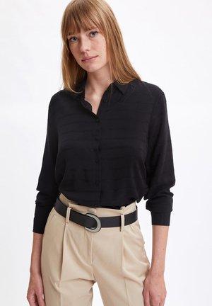 Camicia - black