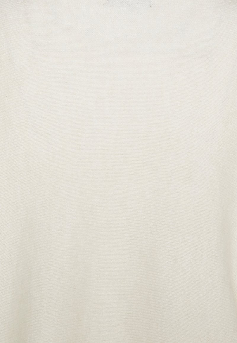 Lindex VILMA - Strickpullover - light dusty white/offwhite UXSYQP