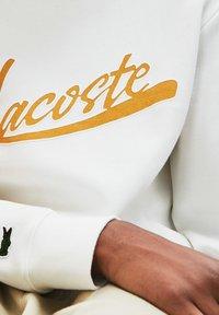 Lacoste - SH4853 - Sweatshirt - blanc - 3