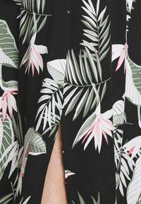 Vero Moda - VMSIMPLY EASY SKIRT - Maxi skirt - black - 3
