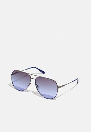 UNISEX - Sluneční brýle - gunmetal/navy
