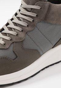GARMENT PROJECT - Sneaker high - grey - 5