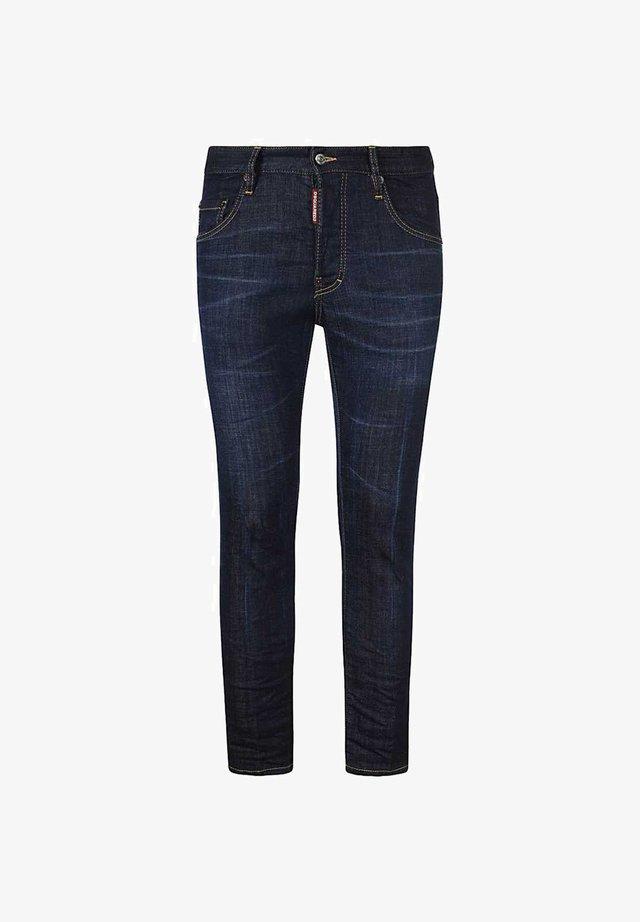 SKATER  - Slim fit jeans - dunkelblau