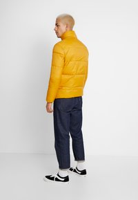 We are Cph - BEN - Winter jacket - dark yellow - 2