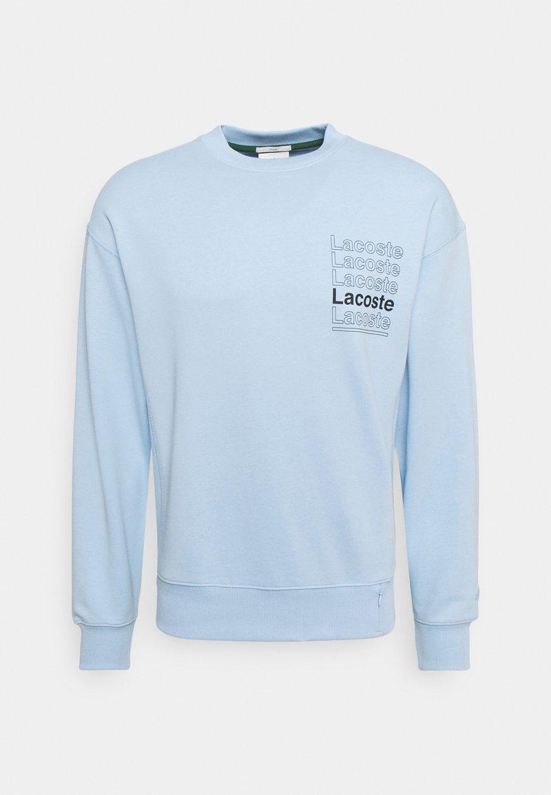 Lacoste LIVE - Mikina - light blue
