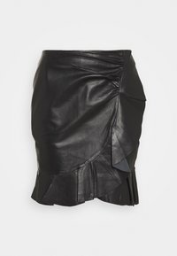 2nd Day - SPRUCIA - Mini skirt - black - 4