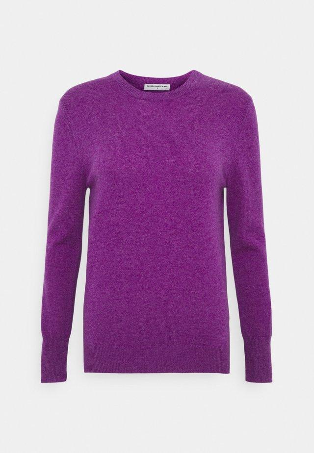 CLASSIC CREW NECK  - Trui - alice purple