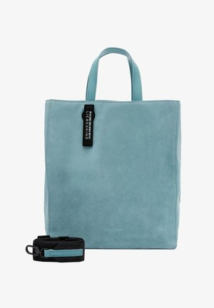 HYDRO  - Shopping Bag - liquid blue