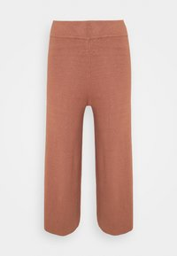 ALIGNE - CAIUS CULOTTES - Trousers - brown - 4