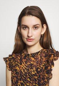 AllSaints - HALI AMBIENT DRESS - Kjole - brown - 3