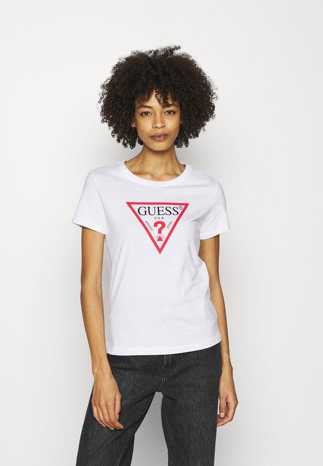 ORIGINAL - Camiseta estampada - true white