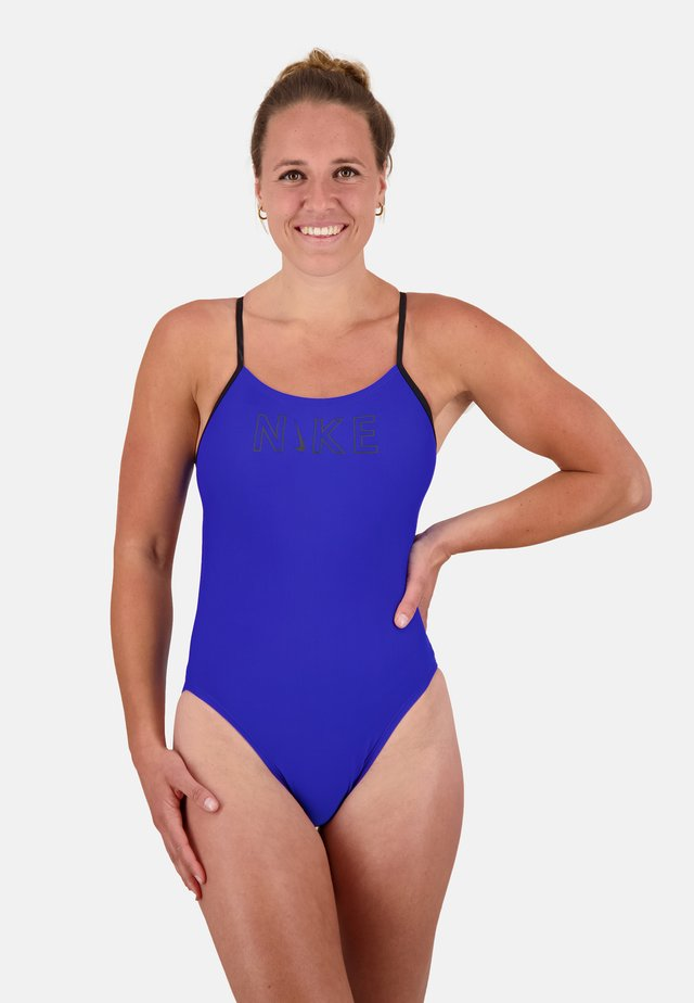 Swimsuit - hyper royal