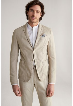 HOLLY - Blazer jacket - beige