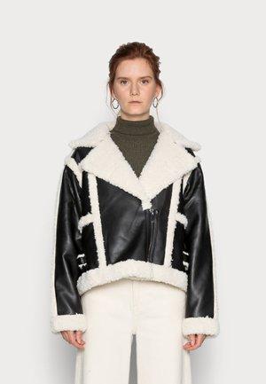 SHERLING JACKET - Winter jacket - black
